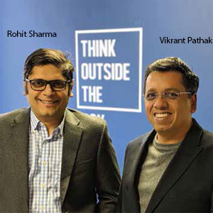 Vikrant Pathak, Co-Founder & CEO and Rohit Sharma, Co-Founder & CTO, myautoIQ