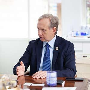 Alexei Gladkov, CEO , Kintaro Cells Power