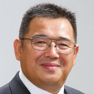 Takuya Yokokawa, President and CEO, Perseus Proteomics