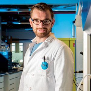 Jasper van Weerd, Founder & CEO, LipoCoat