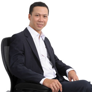 Do Van Long, Director of Vietnam Blockchain Corporation & Regional Chief Strategy Officer of Infinity Blockchain Labs, Vietnam Blockchain Corporation