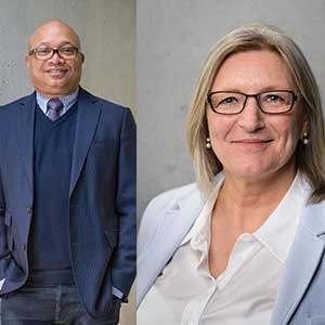 Remberto Martis, CEO & Dr. Ricarda Finnern, Chief Scientific Officer, LenioBio