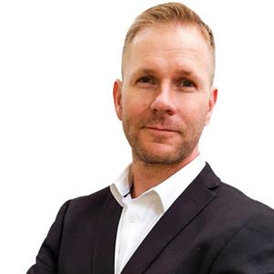 Johann Joubert, CEO, Converge Solutions