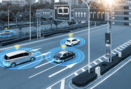 Connected Vehicles' Defense Against Hackers