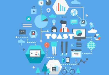 Toast Raises $400M in Series F Round of Funding