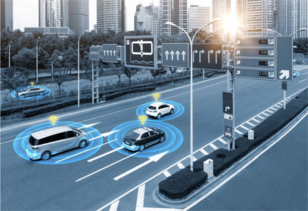 Enjoy Safer Rides with Connected Cars