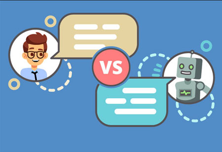 Solving the Dilemma of Choosing between Live Chats and Chatbots