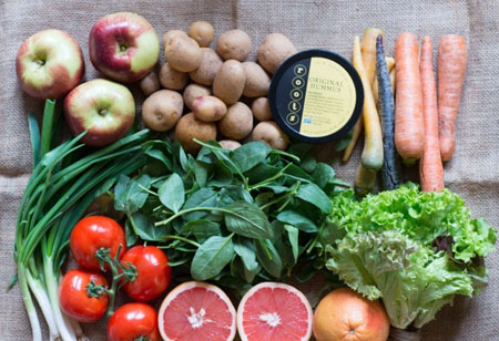Addressing the Demands for High Quality and Sustainably-produced Food