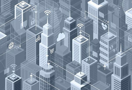 Digital Buildings: What are IoT-enabled Intelligent Buildings?