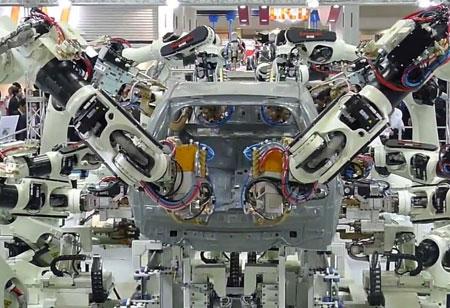 Built Robotics Raises USD 33 Million for Development of Autonomous Construction Robots