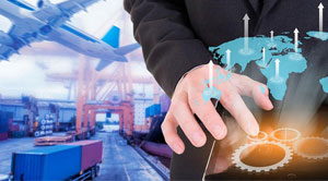Supply chain technology with IOT