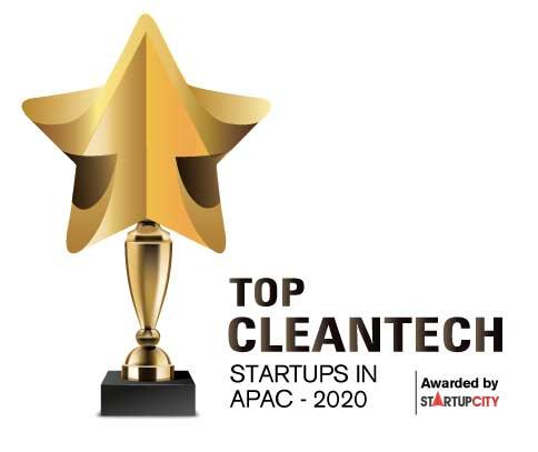 Top 10 CleanTech Companie in APAC - 2020