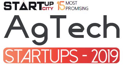 Top 15 AgTech Startups - 2019