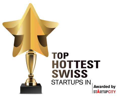 Top 10 Hottest Swiss Startups - 2021