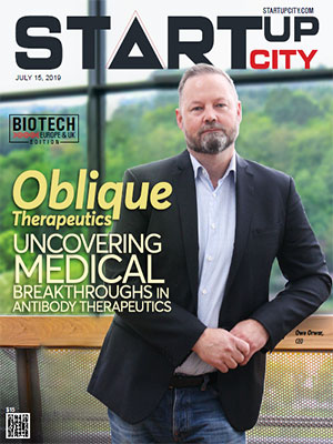 Oblique Therapeutics: Uncovering Medical Breakthroughs in Antibody Therapeutics