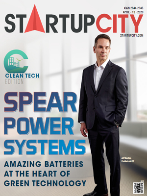 Spear Power Systems : Amazing Batteries at the Heart of Green Technology