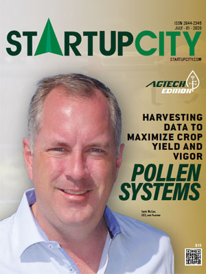 Pollen Systems: Harvesting Data to Maximize Crop Yield and Vigor
