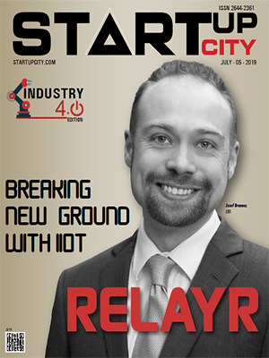 Relayr: Breaking New Ground With IIOT