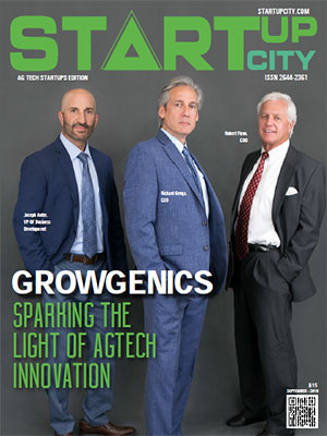 Growgenics: Sparking The Light Of Agtech Innovation