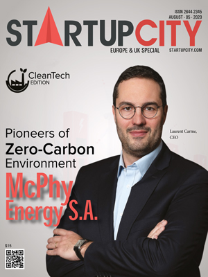 McPhy Energy S.A.: Pioneers of Zero-Carbon Environment