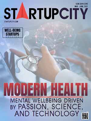 Modern Health: Mental Wellbeing Driven By Passion, Science, And Technology