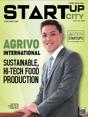 Agrivo International: Sustainable, Hi-Tech Food Production