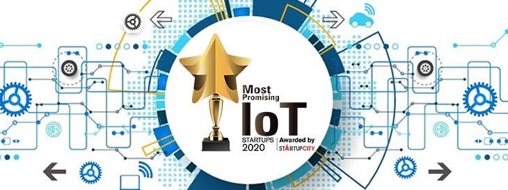 Top 10 IoT Startups - 2020